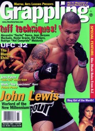 Grappling Magazine John Lewis